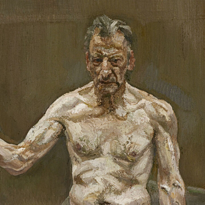 Arts in cinema: Lucian Freud, a self portrait